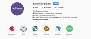 Attachment Project Instagram
