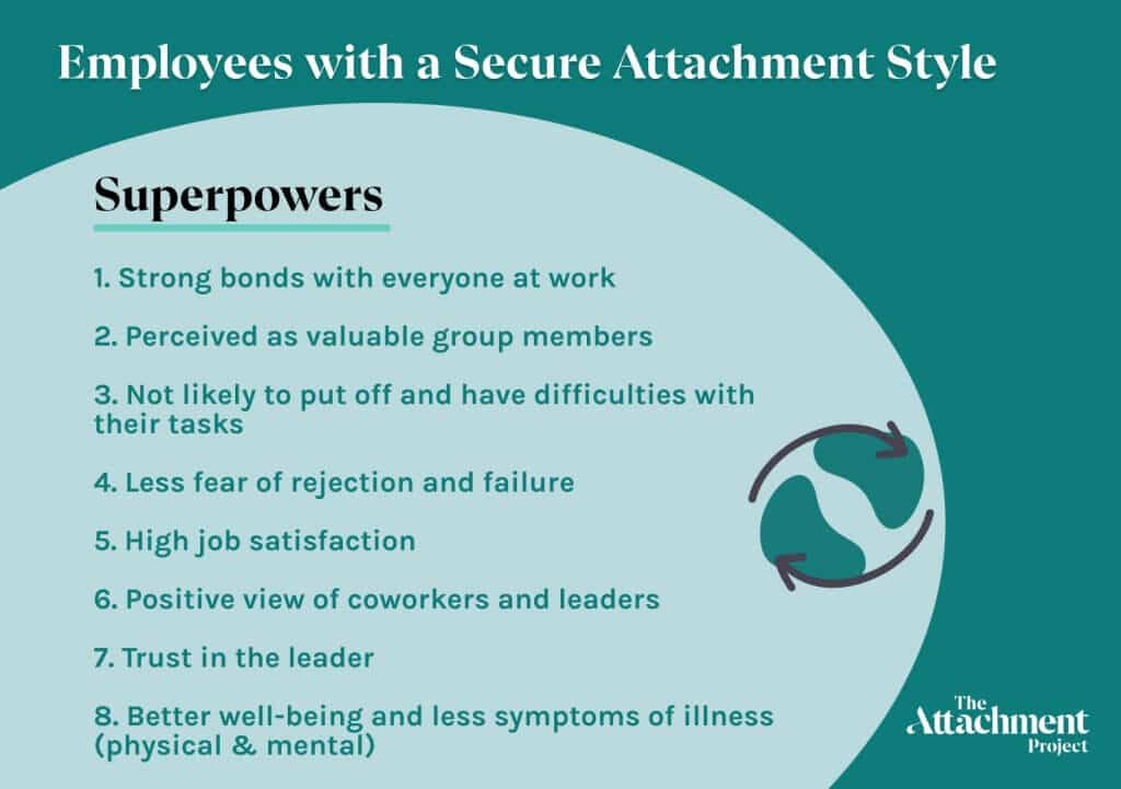 Secure Attachment in the Workplace
