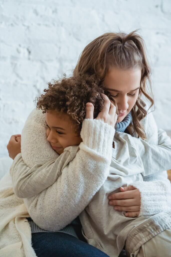 insecure attachment - child separation anxiety