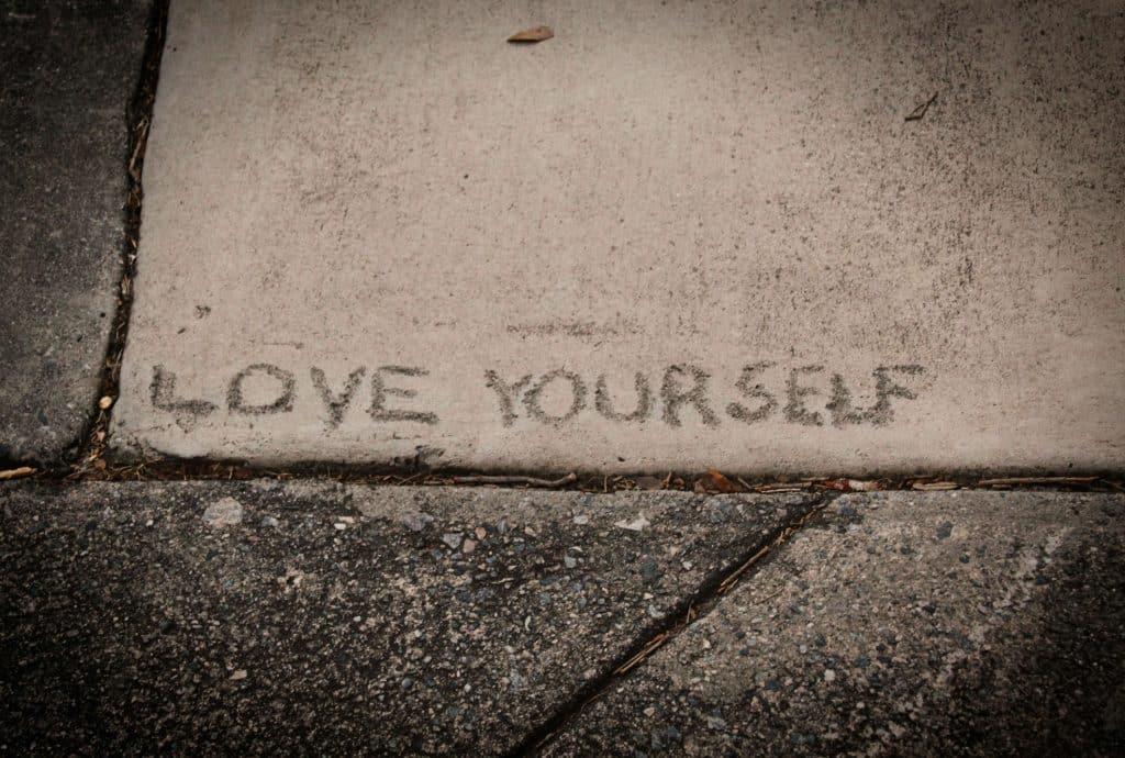 Reminder to Love Yourself when Heartbroken