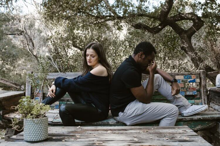 disorganized attachment style - relationship triggers